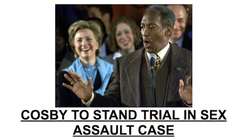 Illustration for article titled What Exactly Is Drudge Report Implying?