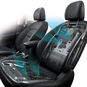 Illustration for article titled Important Questions about ventilated seats