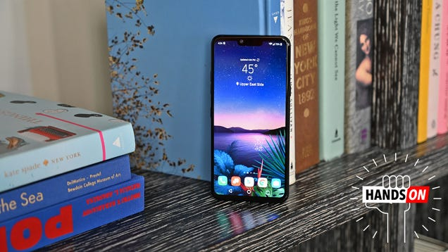 The LG G8 Will Make You Feel Like a Magician, Sort of