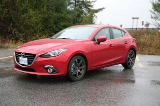 Illustration for article titled 2014+ Mazda 3 GT 2.5L?