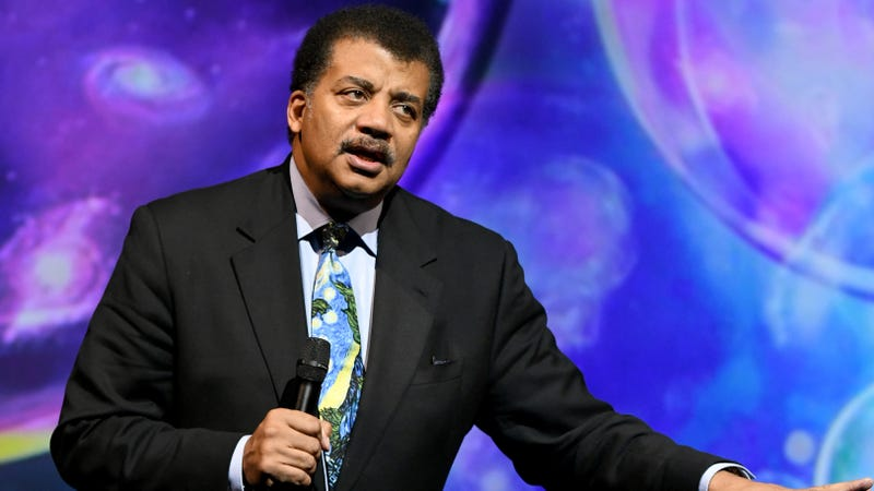 Neil deGrasse Tyson at the Onward18 Conference.