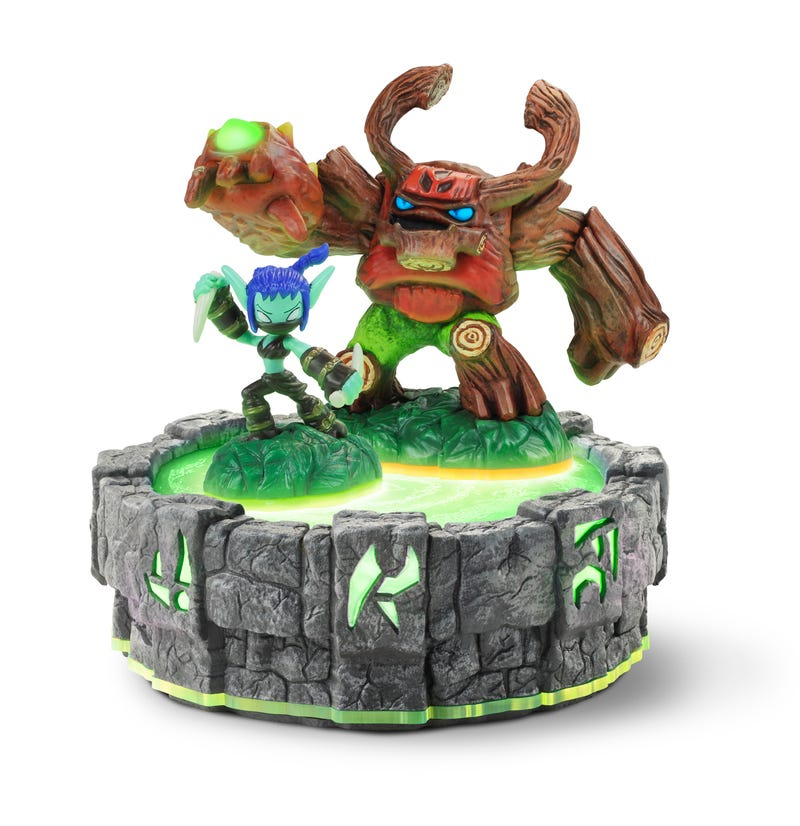 Illustration for article titled These Are Your New, Super-Sized Skylanders Giants Toys