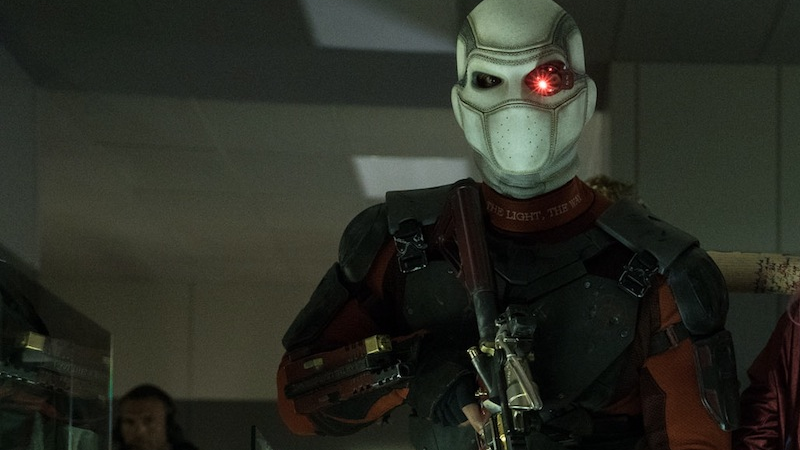 Deadshot won't be back for the Suicide Squad's next mission.