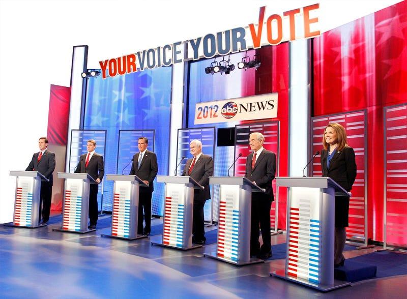 Illustration for article titled Best Debate Moments