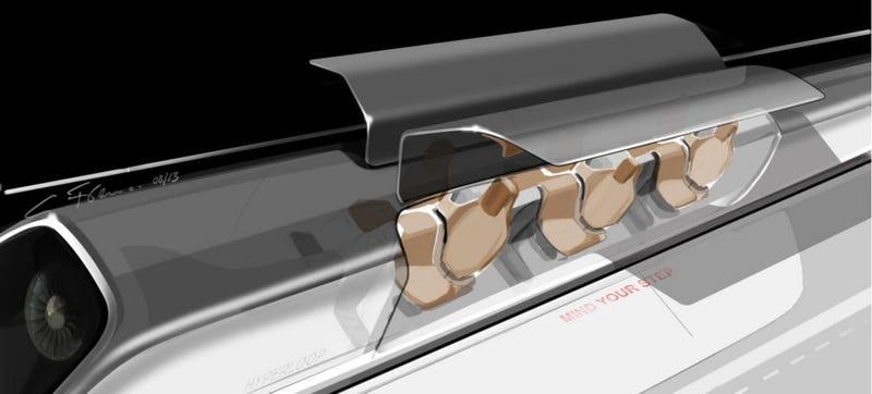Illustration for article titled El Hyperloop de Elon Musk ya tiene cápsula, y está diseñada por el MIT