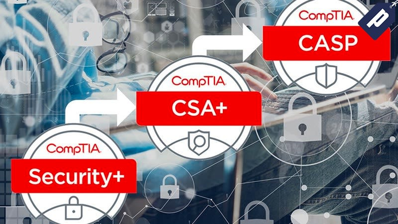Illustration for article titled Save Hundreds On The 2018 CompTIA Security Certification Bundle ($29)