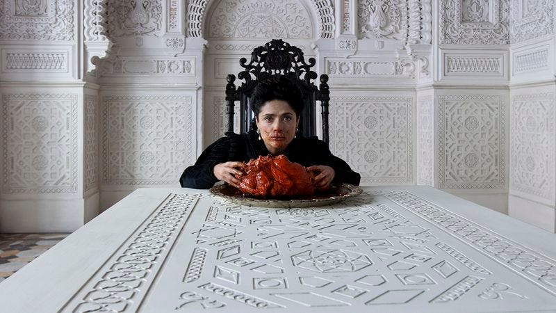 Illustration for article titled Matteo Garrone's Tale Of Tales offers one macabre fable after another