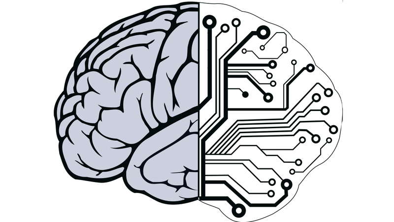 Illustration for article titled These Brain-Hugging Transistors Will Make Real-Life Cyborgs