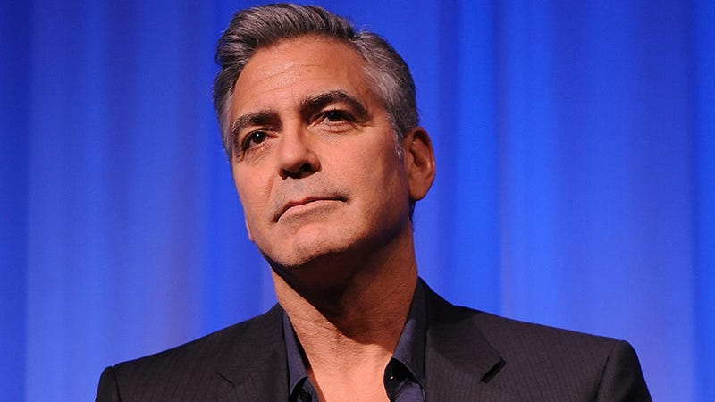 Illustration for article titled George Clooney Rejects Daily Mail's Apology, Deems It 'The Worst'