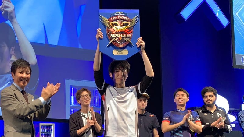 Street Fighter Champion Gives Up Thousands In Protest Of Japanese Bureaucracy