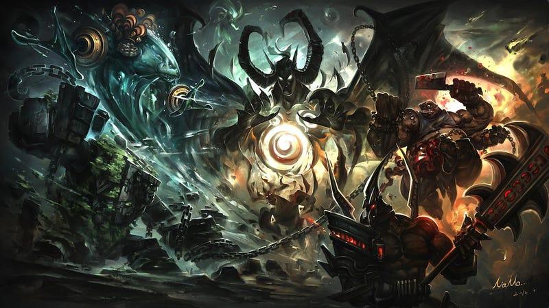 Illustration for article titled Hackean los foros del videojuego DOTA 2 y se hacen con dos millones de contraseñas
