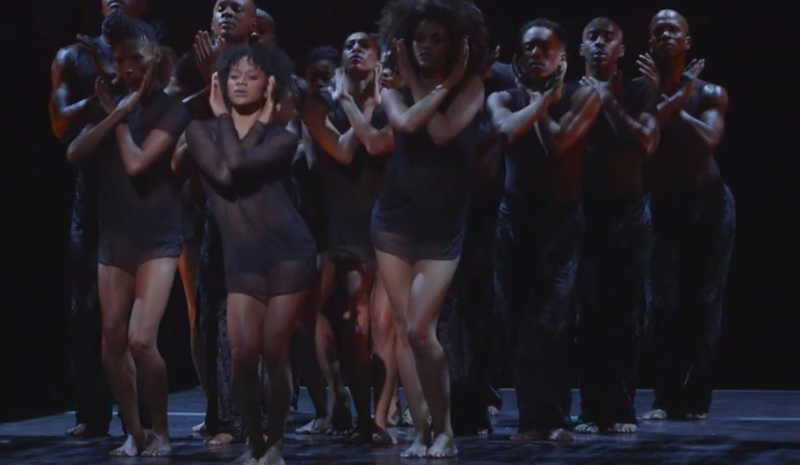 Watch alvin ailey dancers perform to ibeyi 39 s music - Alvin ailey seine musicale ...
