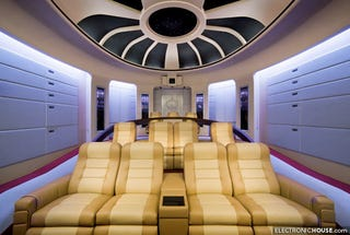 Illustration for article titled Star Trek Home Theater, Go Where No Man Has Left Before