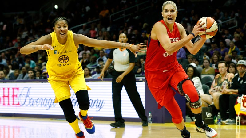 Illustration for article titled No Matter How Good You Are, The Washington Mystics Will Be Better