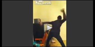 """A father has been indicted on charges of child abuse for hitting his teenaged daughters for """"twerking."""" (YouTube)"""