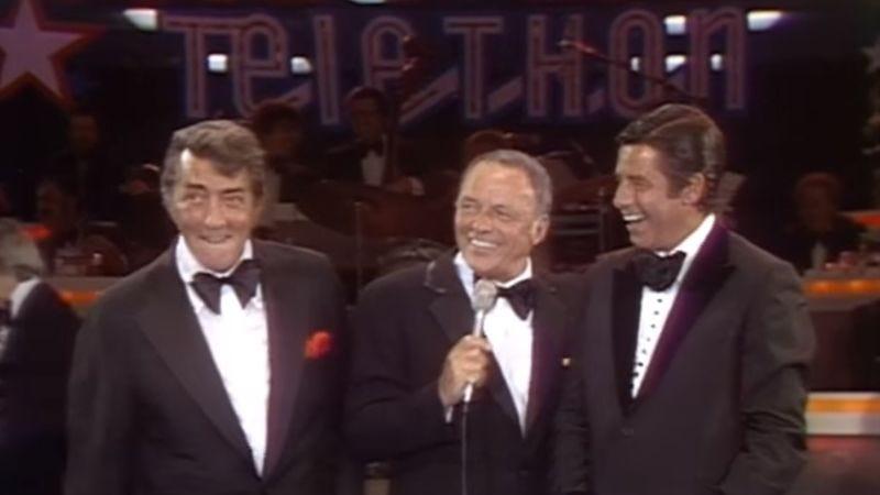 Jerry Lewis & Dean Martin Reunion (Screenshot: YouTube)