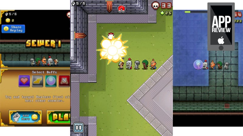 Illustration for article titled Nimble Quest Would Make One Hell of a Final Fantasy Game