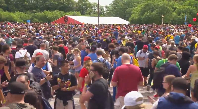 Pokémon Go Fest Is Having A Rough Start [UPDATES]