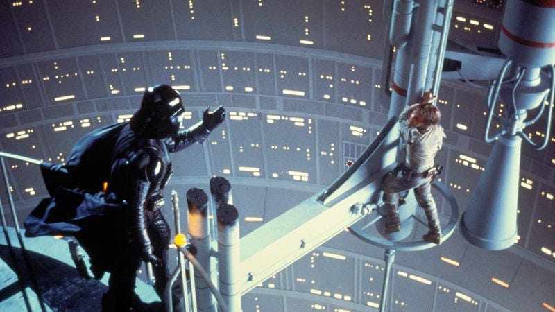 Photo: The Empire Strikes Back