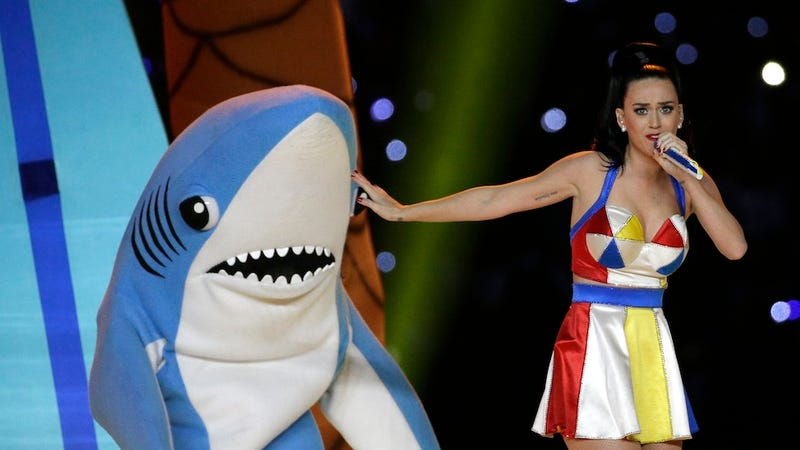 One of Katy Perry's Super Bowl Sharks Knew the Dance and ...