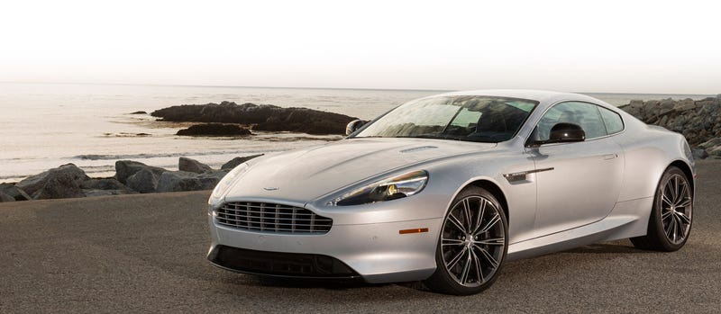 Illustration for article titled New safety standard could be end of Aston Martin in America