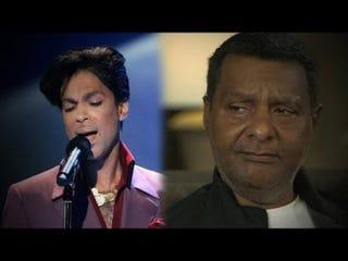Prince; Prince's brother Alfred JacksonYouTube Screenshot