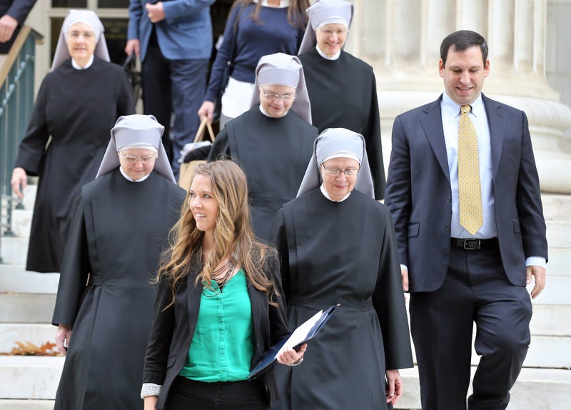 Illustration for article titled Roman Catholic Nuns Still Fighting Obamacare Birth Control Compromise