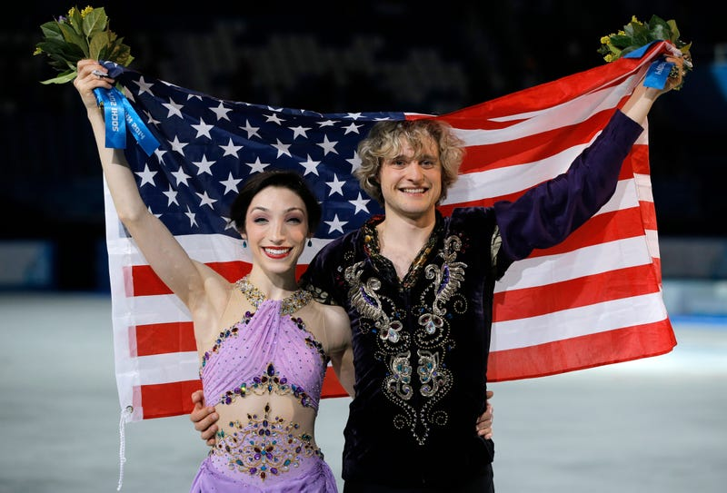 Illustration for article titled Fixed Or Not, The World's Best Ice Dancers Won Gold