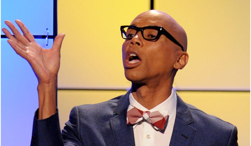 Illustration for article titled If You're Friends With RuPaul, You Might Get a Custom Playlist