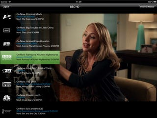 Illustration for article titled TWCable TV Streams Live Time Warner Programming to Your iPad