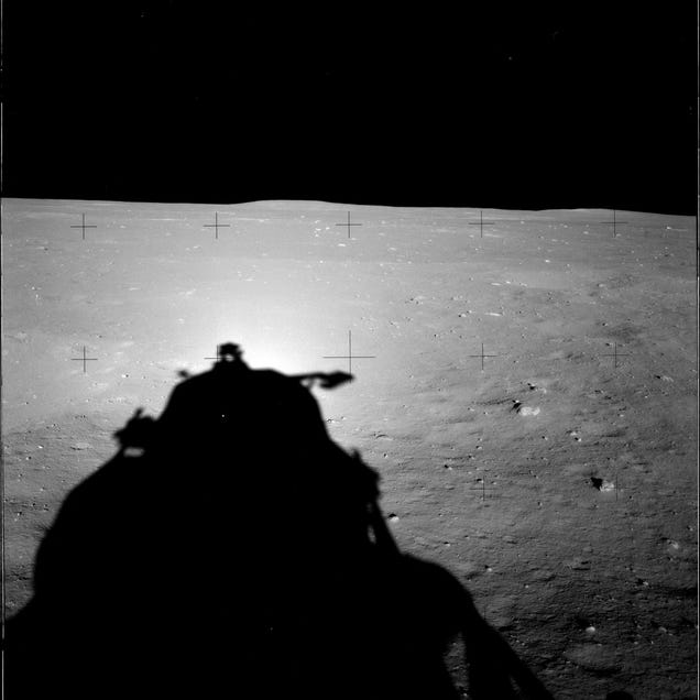 Is This an Apollo 11 Moon Landing Footage Out-Take?