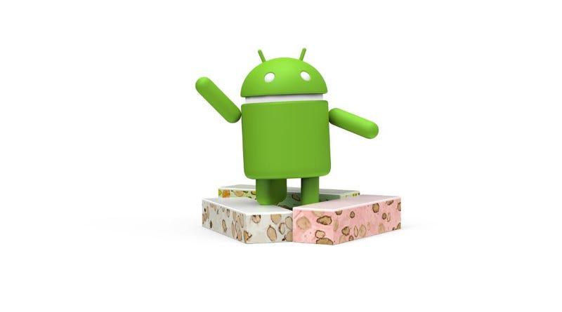 Illustration for article titled El turrón llega a Android: Nougat será el nombre oficial de la nueva versión de Android