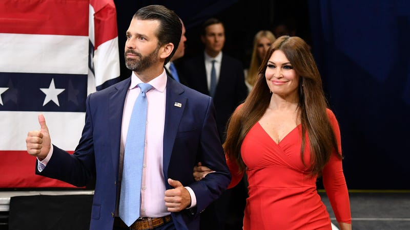 Illustration for article titled Kimberly Guilfoyle Is Officially Donald Trump Jr.'s Attack Dog