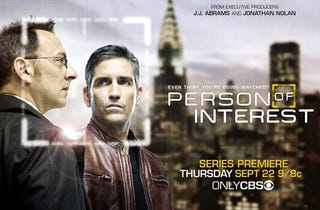 Illustration for article titled Person of Interest promo ad