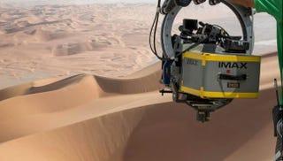 El Episodio VII de Star Wars se está rodando en IMAX