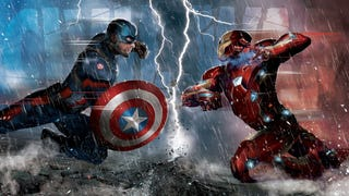 Captain America and Iron Man's <i>Civil War</i> Teams Revealed