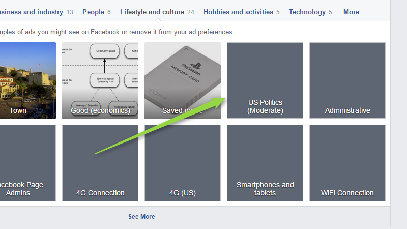 Illustration for article titled Find Out How Facebook Thinks You Lean Politically With This Setting