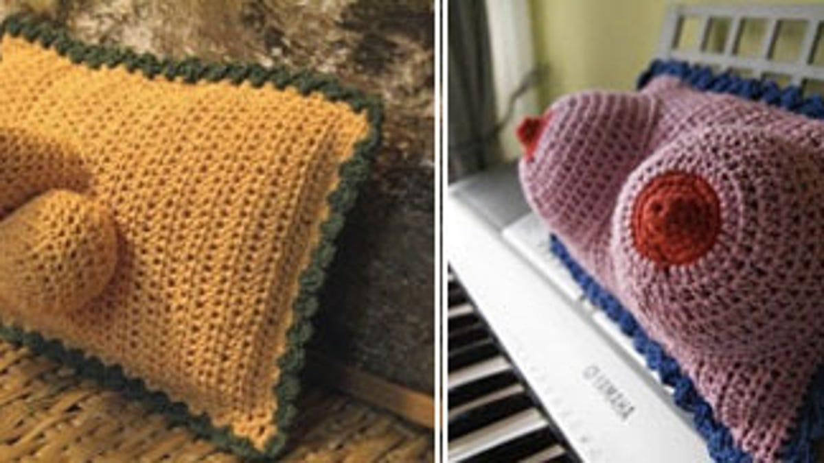 Crochet Pecker Warmer Pattern Topsimages