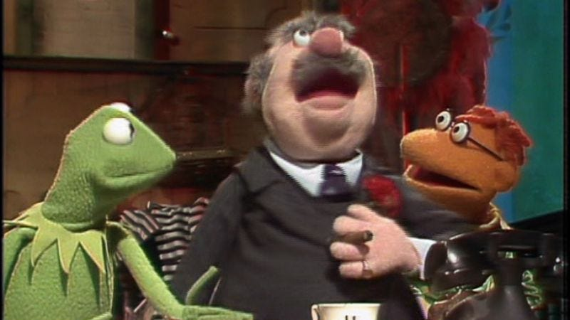 "Illustration for article titled The Muppet Show: ""Episode 205: Judy Collins""/""Episode 206: Nancy Walker"""