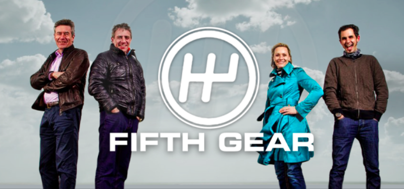 Illustration for article titled Fifth Gear Is Back