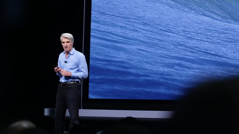 Craig Federighi claims macOS isn't going anywhere.