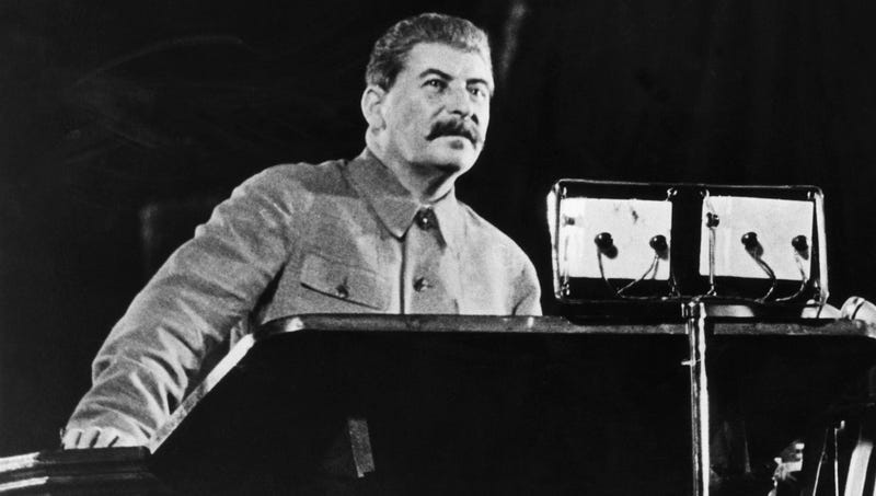 Illustration for article titled Report Suggests Stalin Was Just One Great Purge Away From Creating Communist Utopia