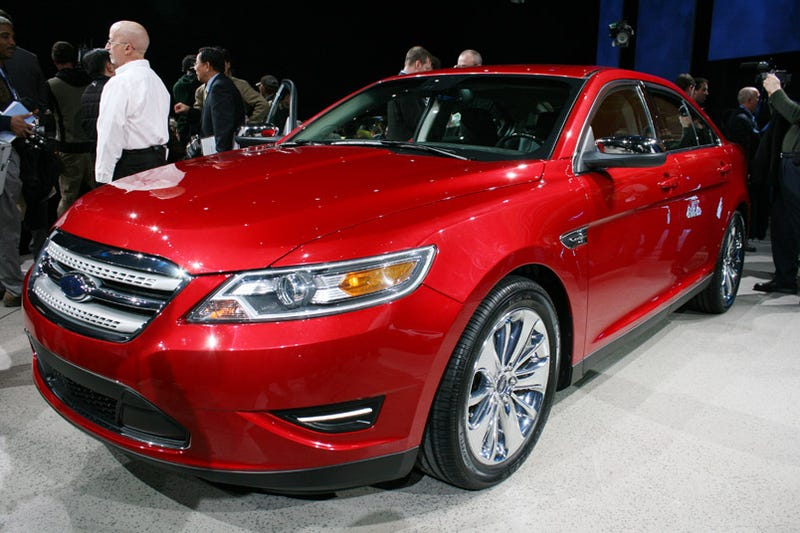 Illustration for article titled 2010 Ford Taurus: A Flagship Returns