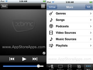 Illustration for article titled XBMC Remote Control App Store Application Arrives for Windows, Mac and Linux