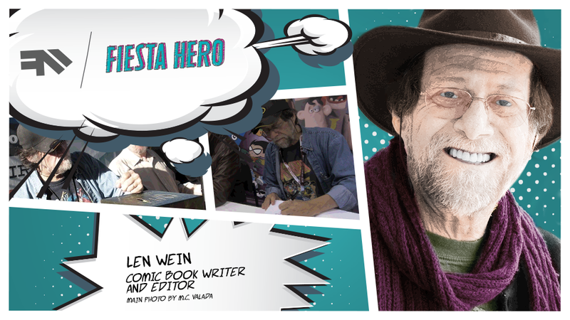 Illustration for article titled Ask Wolverine Co-Creator Len Wein How He Brings Superheroes to Life