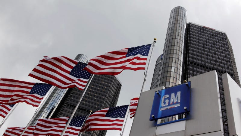 Illustration for article titled The U.S. Government Just Sold All Its Shares Of General Motors