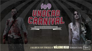 Illustration for article titled LIST CLOSED: Undead Carnival in NYC this Thursday, sponsored by io9 and The Walking Dead!