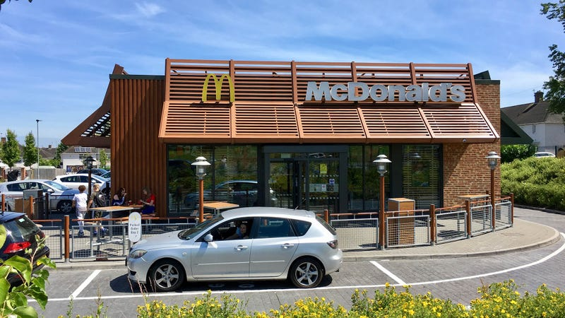 Illustration for article titled McDonald's has another plan to fix its slow drive-thrus