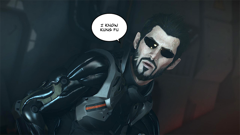 Illustration for article titled Tips For Playing Deus Ex: Mankind Divided