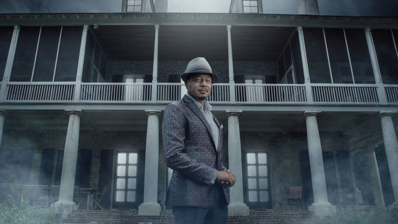 Terrence Howard has a scary prank special coming to Fox.